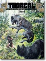 Obrazek książka, komiks Thorgal Louve. Skald. Tom 5