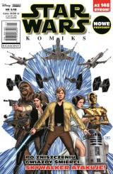 Obrazek książka, komiks Star Wars Komiks: Skywalker Atakuje!