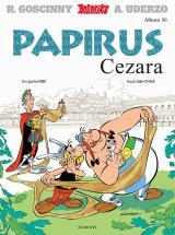 Obrazek książka, komiks Asteriks: Papirus Cezara t.36