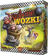 Obrazek gra planszowa Szalone Wózki