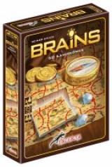 Obrazek gra planszowa Brains: Mapa skarbów