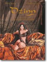 Obrazek książka, komiks Dżinn. Tom 1–2: Faworyta / 30 Dzwoneczków