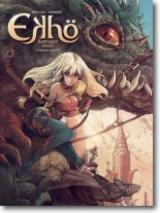 Obrazek książka, komiks Ekho. Lustrzany świat. Tom 1. Nowy Jork