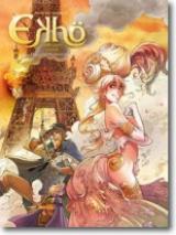 Obrazek książka, komiks Ekho. Lustrzany świat. Tom 2. Cesarstwo Paryskie