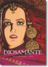 Obrazek książka, komiks Diosamante