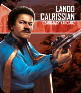 Imperium Atakuje: Lando Calrissian:  Czarujący kanciarz