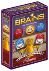 Obrazek gra planszowa Brains: Uśmiech proszę!