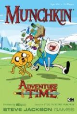 Obrazek gra planszowa Munchkin Adventure Time