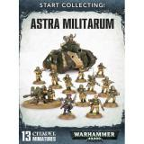figurka, bitewniak Astra Militarum - Start Collecting!