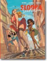 Obrazek książka, komiks Słodka szarlotka
