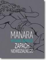Obrazek książka, komiks Zapach Niewidzialnego - wydanie zbiorcze