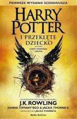 Obrazek książka, komiks Harry Potter i Przeklęte Dziecko