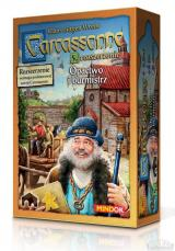 Obrazek gra planszowa Carcassonne: Opactwo i Burmistrz (druga edycja)