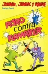 Obrazek książka, komiks Jonka, Jonek i Kleks. Tom 2. Pióro contra flamaster