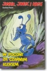 Obrazek książka, komiks Jonka, Jonek i Kleks. Tom 3. W pogoni za czarnym kleksem