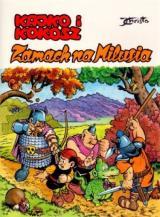 Obrazek książka, komiks Kajko i Kokosz. Tom 13. Zamach na Milusia