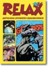 Obrazek książka, komiks Relax. Antologia opowieści rysunkowych