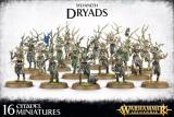 Obrazek figurka, bitewniak Sylvaneth Dryads