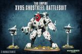 figurka, bitewniak Tau Empire XV95 Ghostkeel Battlesuit