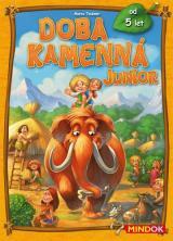 Obrazek gra planszowa Epoka Kamienia Junior