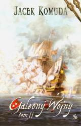 Obrazek książka, komiks Galeony Wojny. Tom 2