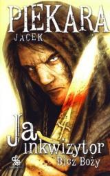 Obrazek książka, komiks Ja, inkwizytor. Bicz Boży.