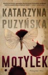 Obrazek książka, komiks Motylek