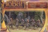 Obrazek figurka, bitewniak The Hobbit: Strategy Battle Game - Hunter Orcs on Fell Wargs