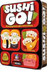 Obrazek gra planszowa Sushi Go! PL