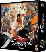 Obrazek gra planszowa 7 Samurajów