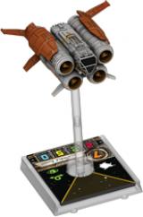Obrazek figurka, bitewniak X-Wing: Quadjumper