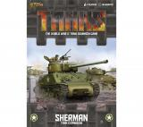 figurka, bitewniak Tanks: Sherman