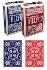 Obrazek gra planszowa Bicycle: Tally-Ho Fan Back