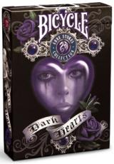 gra planszowa Bicycle: Anne Stokes Dark Hearts