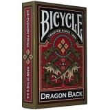 Bicycle: Dragon Back Gold
