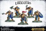 Stormcast Eternals Liberators (5pack)