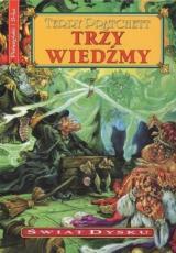 Obrazek książka, komiks Trzy Wiedźmy
