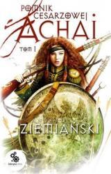 Obrazek książka, komiks Pomnik Cesarzowej Achai. Tom 1