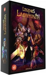 gra planszowa Legends of Labyrinth