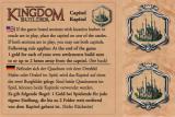 Królestwo w Budowie: Kapitol