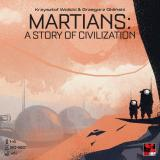 gra planszowa Martians: A Story of Civilization