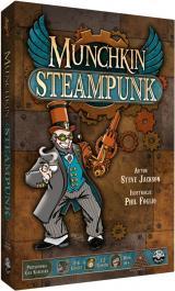 Obrazek gra planszowa Munchkin Steampunk