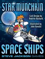 Gwiezdny Munchkin: Space Ships