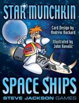Obrazek gra planszowa Gwiezdny Munchkin: Space Ships