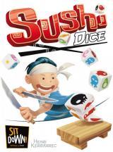 Obrazek gra planszowa Sushi Dice PL