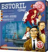 Obrazek gra planszowa Miasto Szpiegów: Estoril 1942 - Podwójny Agent