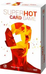 SUPERHOT Card Game PL