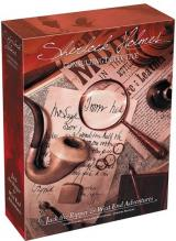 gra planszowa Sherlock Holmes Consulting Detective: Jack the Ripper & West End Adventures