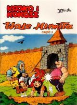 Obrazek książka, komiks Kajko i Kokosz. Tom 9. Woje Mirmiła. Część 3