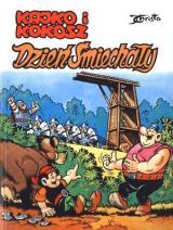 Obrazek książka, komiks Kajko i Kokosz. Tom 17. Dzień śmiechały